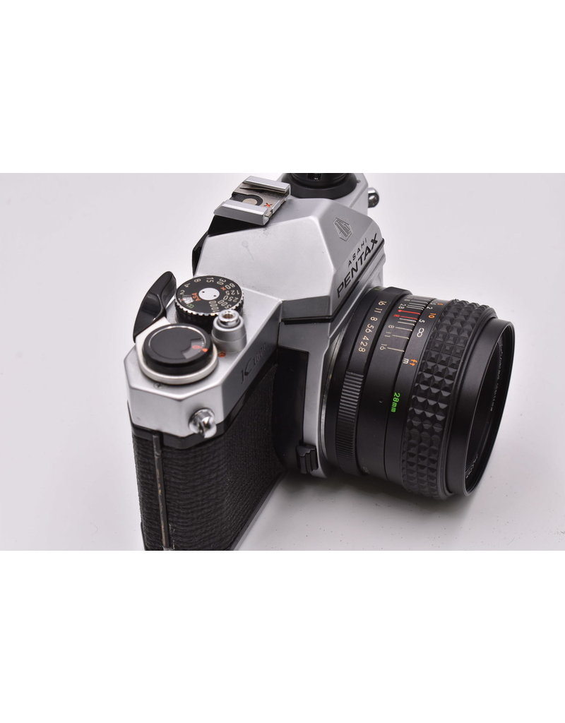 Pre-Owned Pentax K1000 With 28mm