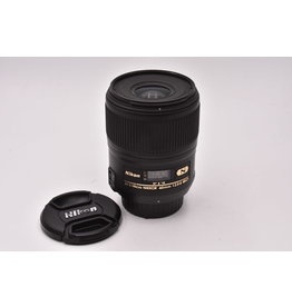 Nikon Pre-Owned Nikon AF-S 60mm F2.8G ED N
