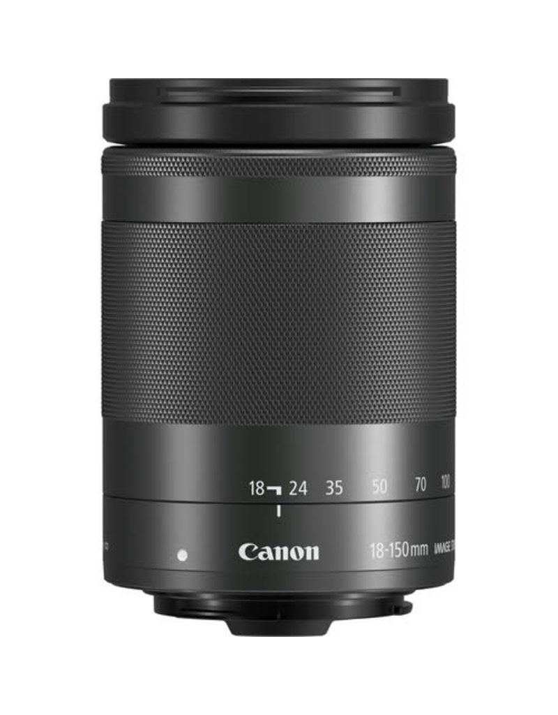 Canon EF-M 18-150mm f/3.5-6.3 IS STM (Graphite)