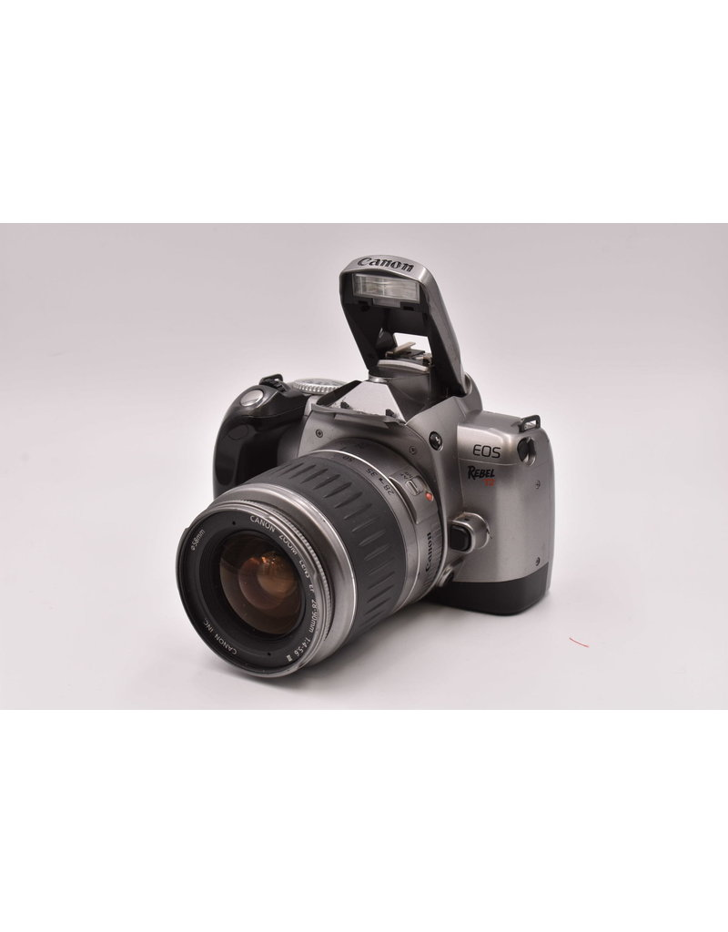 Canon Pre-Owned Canon Rebel T2 With 28-90mm