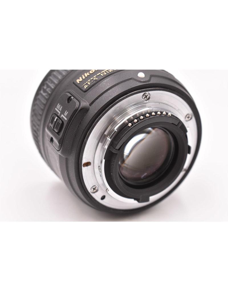 Nikon Pre-Owned Nikon 50mm F/1.8 G