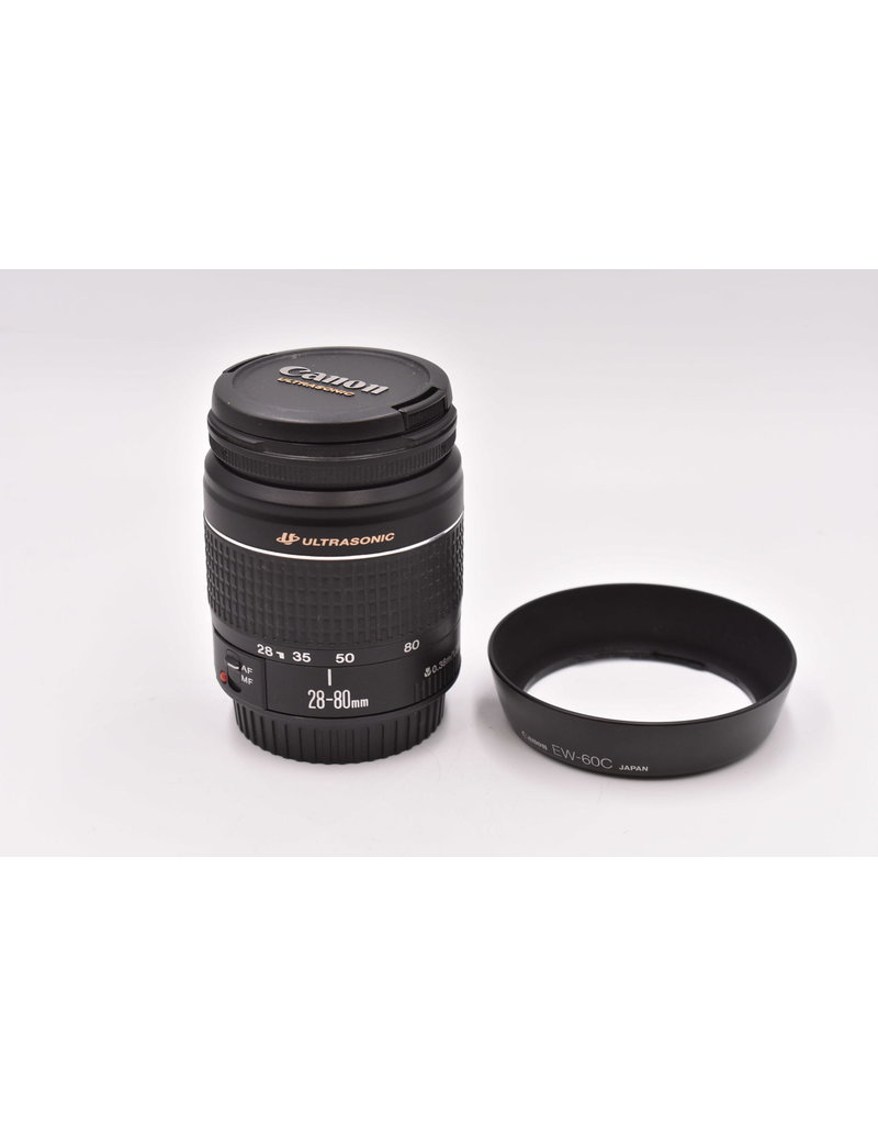 Canon Pre-Owned Canon 28-80mm F3.5-5.6 V USM