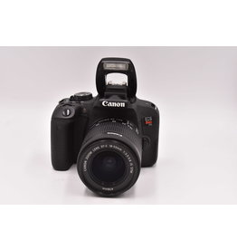 Canon Pre-Owned Canon T7i With 18-55mm