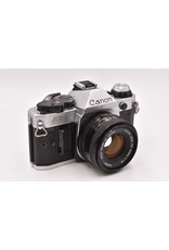Canon Pre-Owned Canon AE-1 Program With 50mm F/1.8
