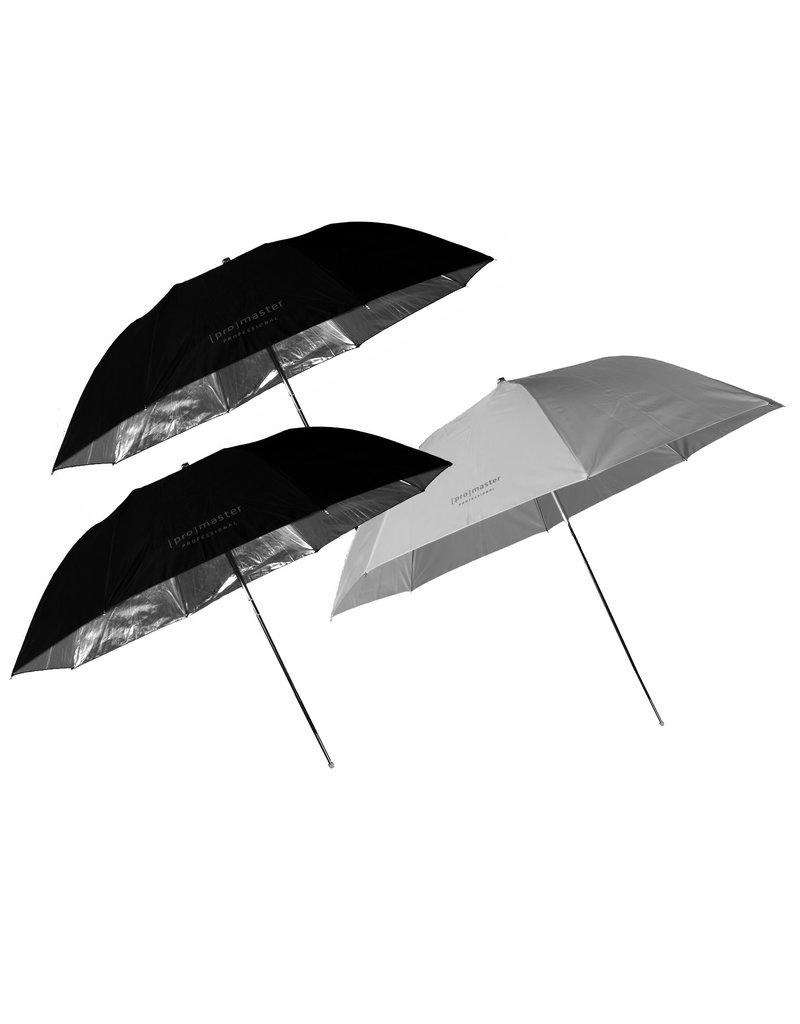 Promaster Studio Umbrella Starter Kit