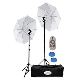 Savage LED Studio Light Kit 700 BI COLOR
