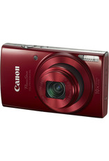 Canon PowerShot ELPH 190 IS Kit (Red)