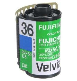 Fuji FujiChrome Velvia 50 35mm 36 Exposures