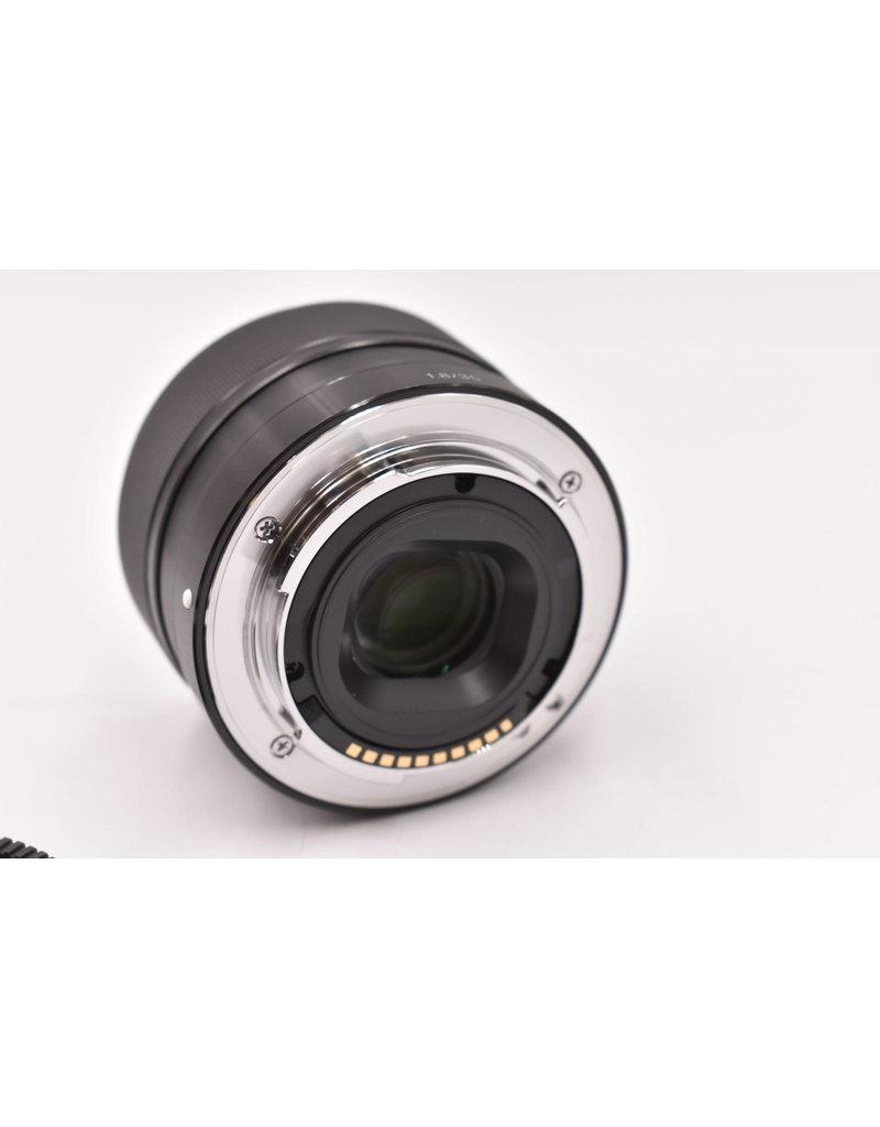 Sony Pre-Owned Sony 35mm F1.8 OSS E