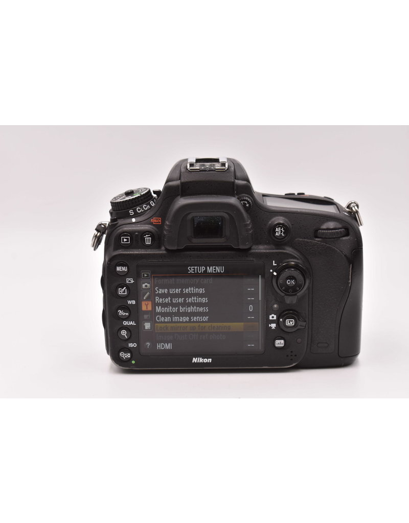 Nikon Pre-Owned Nikon D600 With Power Grip