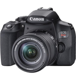 Canon Canon EOS Rebel T8i With 18-55mm IS STM
