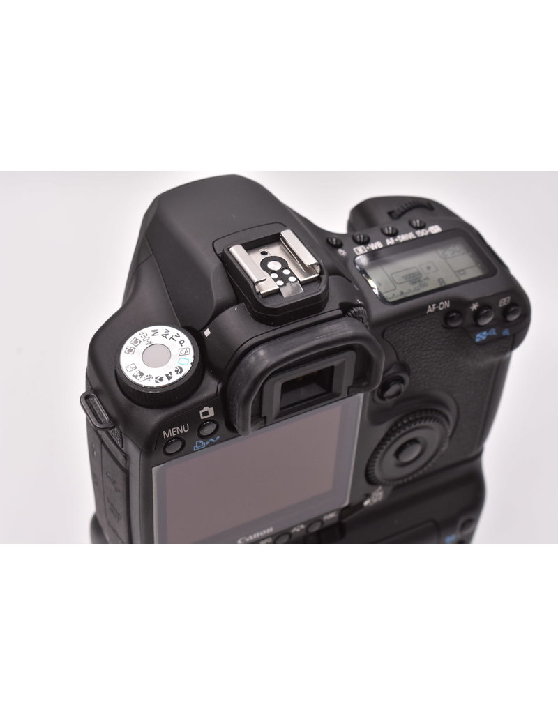 Canon Pre-Owned Canon 50D Body With BG-E2N Grip