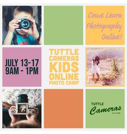 Tuttle Cameras Kids Camp