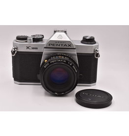 Pre-Owned Pentax K1000 With 50mm F/2