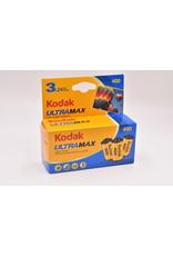 Kodak Kodak Ultra Max 400 35mm 24 Exposure 3 Pack