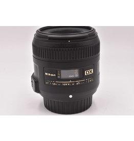Nikon Pre-Owned Nikon 40mm F/2.8G Micro