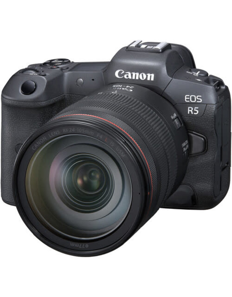 Canon Canon EOS R5 With RF24-105mm F/4L USM