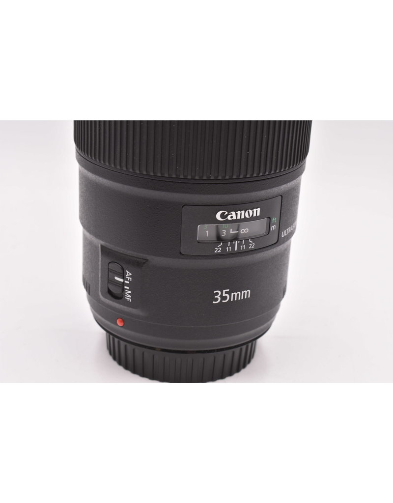Canon Pre-Owned Canon EF 35mm F1.4 L II USM