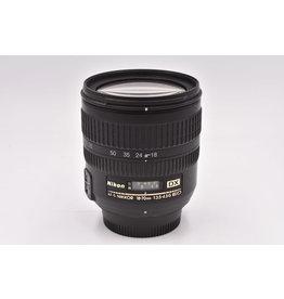 Nikon Pre-Owned Nikon 18-70mm F/3.5-4.5 G DX