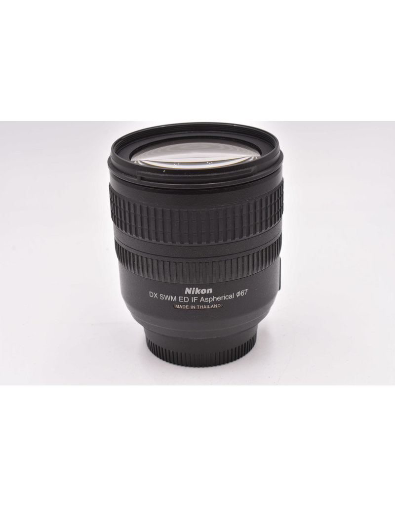 Nikon Pre-Owned Nikon 18-70mm F/3.5-4.5 G DX
