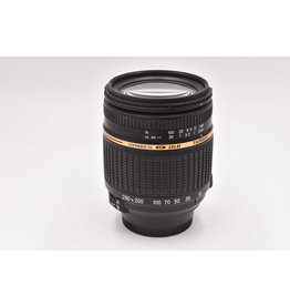 Tamron Pre-Owned Tamron 18-250mm F3.5-6.3 Nikon AF