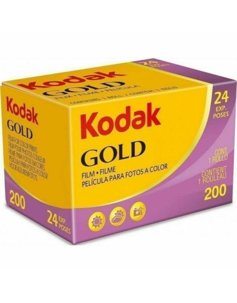 Kodak Kodak Gold 200 35mm 24 Exposure