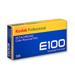 Kodak Kodak Professional Ektachrome E100 Color Transparency Film (120 Single Roll)