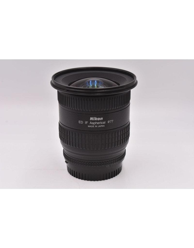 Nikon Pre-Owned AF Nikon 18-35mm F3.5-4.5D ED