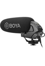 Boya BOYA BY-BM3031 On-Camera Supercardioid Shotgun Microphone