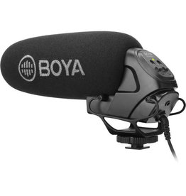 Boya BOYA BY-BM3031 On-Camera Supercardioid Shotgun Microphone