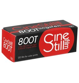 CineStill CineStill Film 800Tungsten  C-41 Color Negative Film  120 Boxed