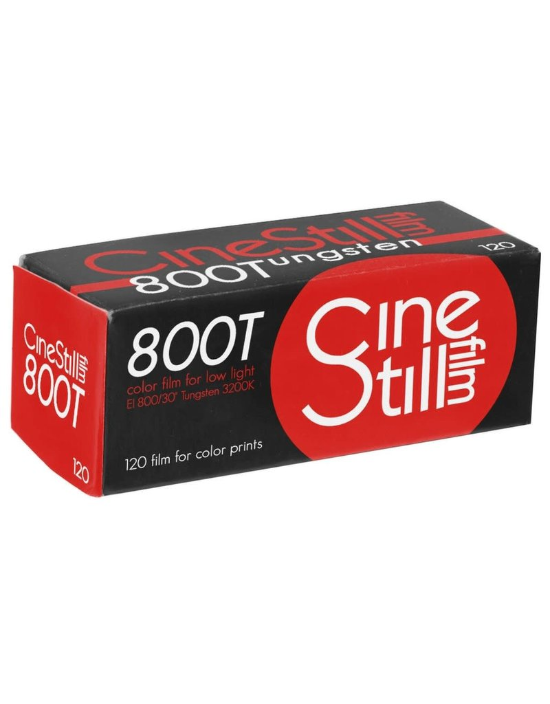 CineStill CineStill Film 800Tungsten  C-41 Color Negative Film  120 Boxed