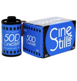 CineStill Cinestill 50Daylight C-41 Color Negative Film (35mm Roll Film, 36 Exposures)