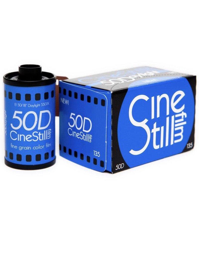 CineStill Cinestill 50Daylight C-41 Color Negative Film (35mm Roll Film, 36 Exposures)