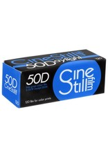 CineStill Cinestill 50Daylight C-41 Color Negative Film (120 Roll Film)