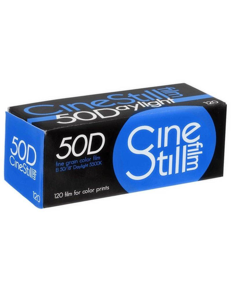 CineStill Cinestill 50Daylight C-41 Color Negative Film (120 Roll Film)