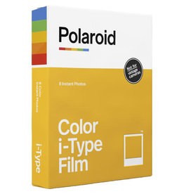 Polaroid Polaroid 600 Color Film i-Type (8 Exposures)