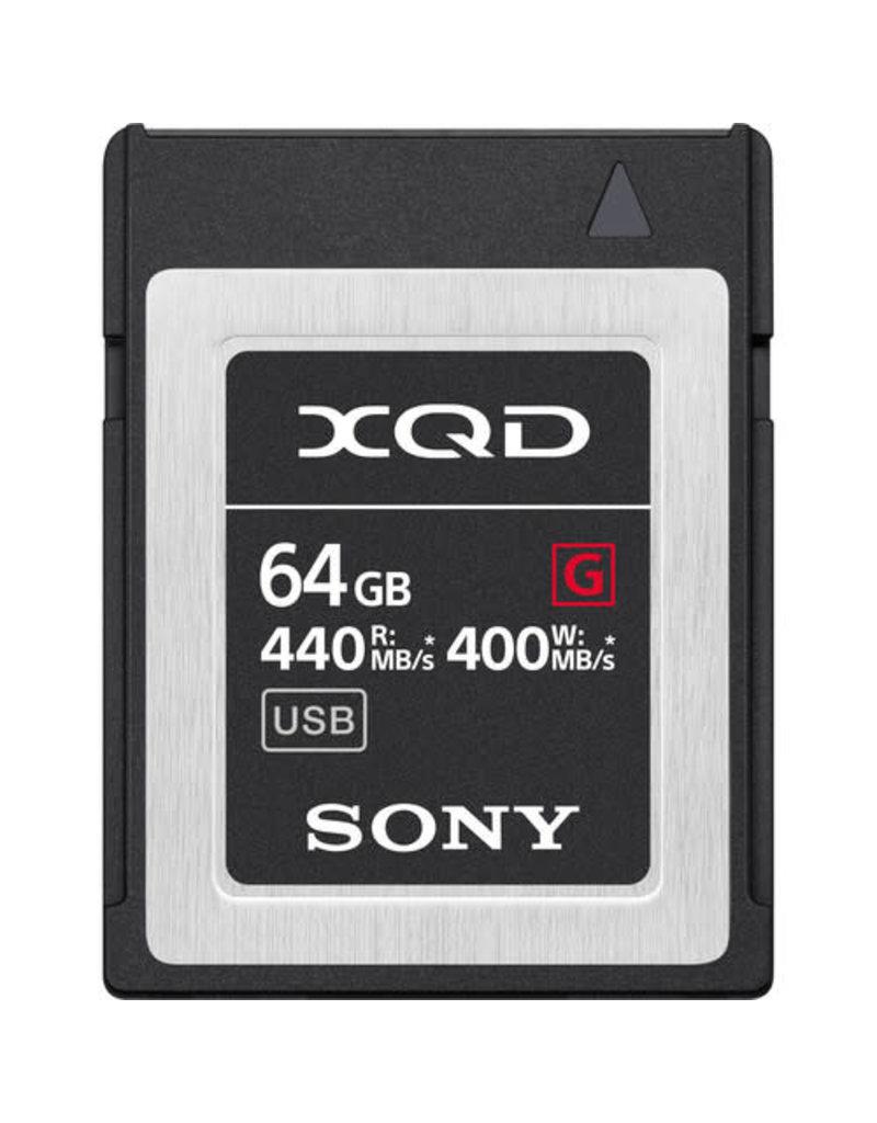 Sony Sony XQD 64GB G 440MB/s
