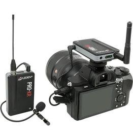 Azden Azden PRO-XR Digital Camera-Mount Wireless Omni Lavalier Microphone System (2.4 GHz)