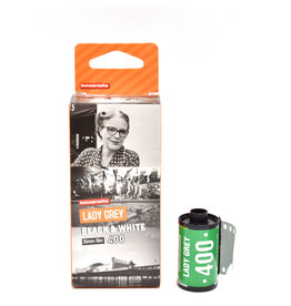 Lomography Lomography Lady Grey 400 ASA 3 Pack