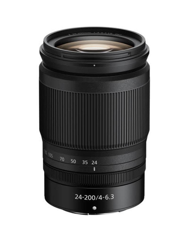 Nikon Nikon NIKKOR Z 24-200mm f/4-6.3 VR Lens