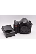 Nikon Pre-Owned Nikon D610 Body Shutter 6,254