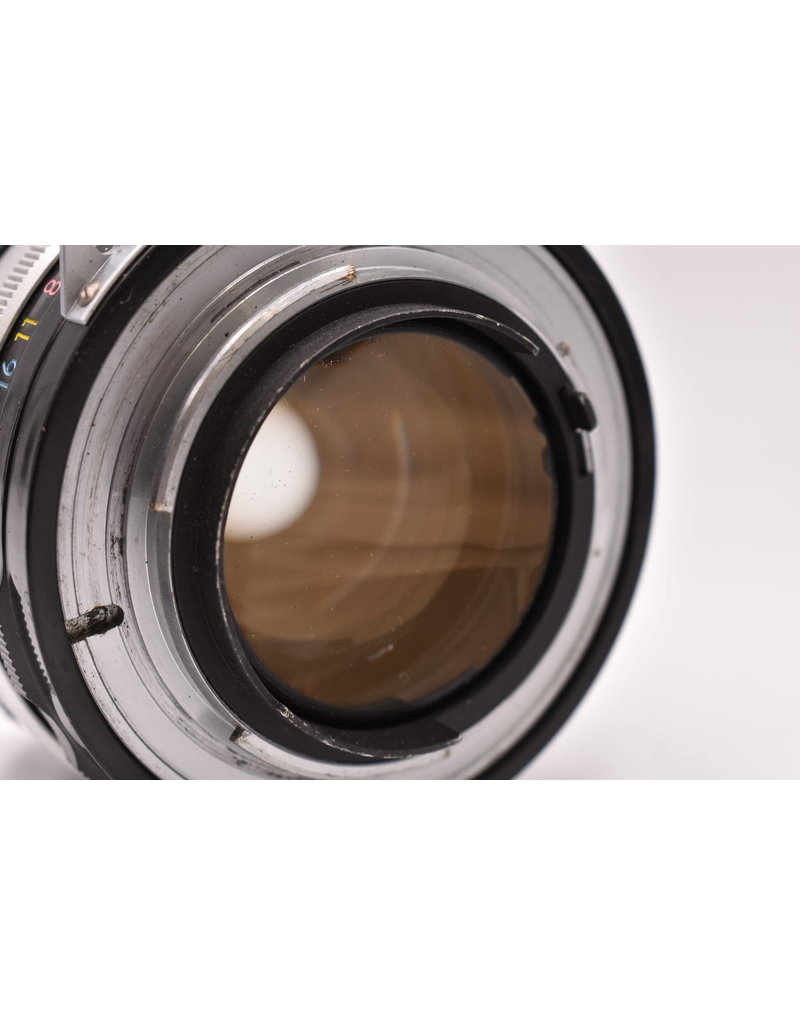 Nikon Pre-Owned Nikon 50mm F1.4 F mount
