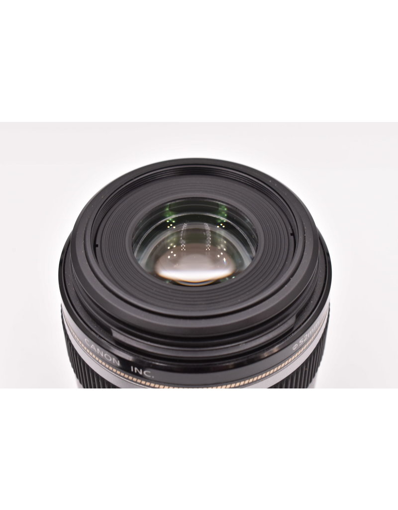 Canon Pre-Owned Canon EF-S 60mm F2.8 USM