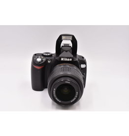 Nikon Pre-Owned Nikon D40X With 18-55mm F3.5-5.6G VR DX