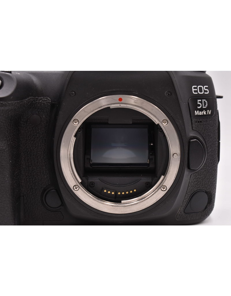 Canon Pre-Owned Canon 5D Mark IV Body