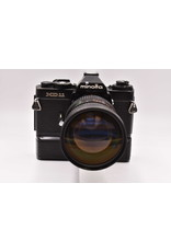 Pre-Owned Minolta XD11 With Winder & 28-80mm