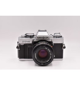 Pre-Owned Minolta XG-M With 50mm