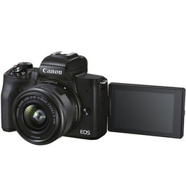 Canon Canon EOS M50 Mark II Mirrorless Digital Camera with 15-45mm Lens