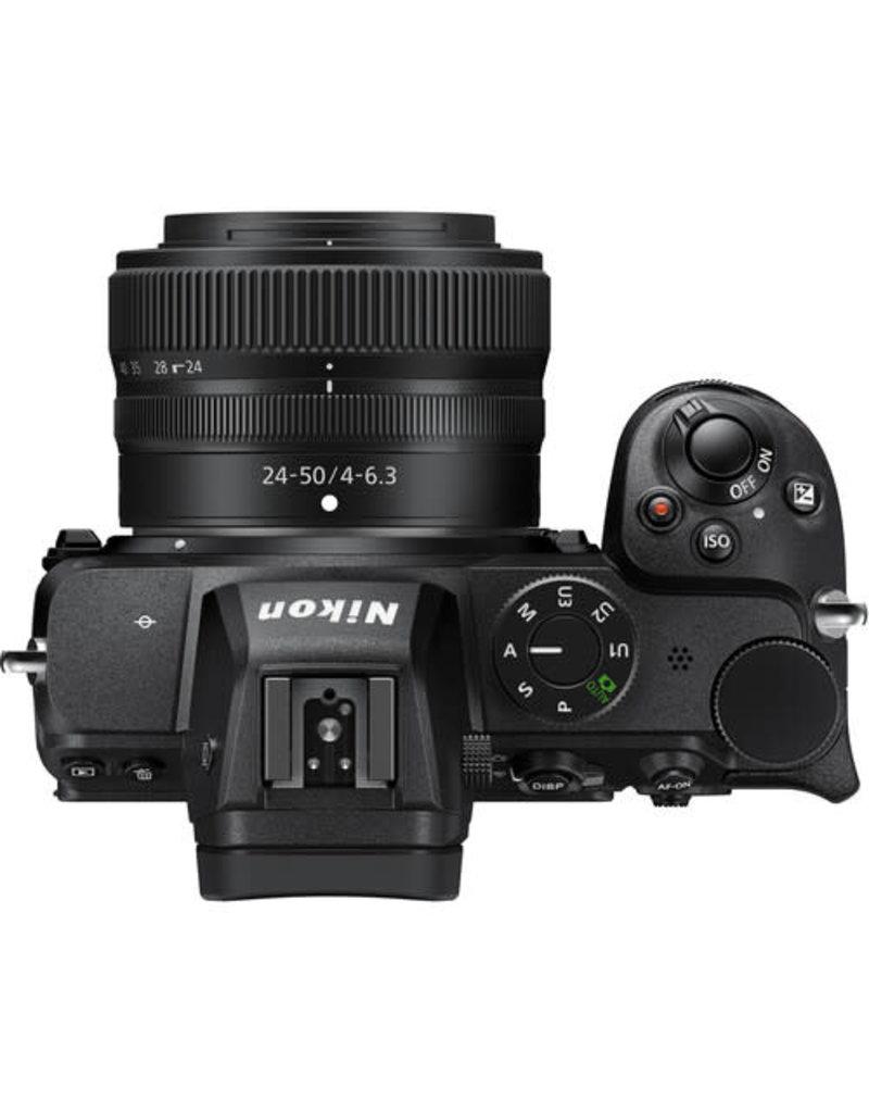 Nikon Nikon Z5 Mirrorless Digital Camera with 24-50mm Lens